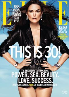 4 Things We Learned About Keira Knightley That Made Us Fall in Love With Her   - ELLE.com