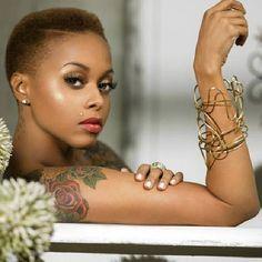 Natural Black Hair Quotes   natural # short hair # black girls # beautiful