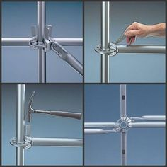 Image result for steel frame quick assembly systems