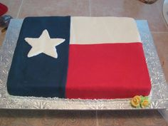 1000+ images about Texas cake on Pinterest | Texas flags, Chocolate ...