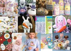 Easter craft books and patterns that are sure to inspire -