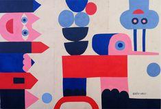 Multicoloured Dreams Helsinki - RÉKA KIRÁLY / graphic design and illustration