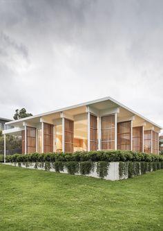 Work — Madeleine Blanchfield Architects Australian Beach, Australian Homes, Attic House, Boarding House, Australian Architecture, Residential Architecture, Architecture Design, My Ideal Home, Beach Shack