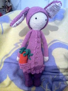 Bunny mod made by Brigitte Sch. / based on a crochet pattern by lalylala