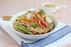 03school - Recipe for Sesame noodles by Valerie Ryan. (Valerie Ryan)