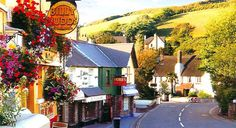 Croyde village in Devon. From learning to surf with my school, to weekends away with the family. Just righting this make me want to book another trip! Devon Holidays, South Devon, Devon Uk, South West Coast Path, English Village, Devon And Cornwall, Surf Trip, Weekends Away, English Countryside