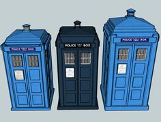 Really good site for TARDIS dimensions