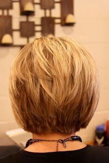 short haircuts for women over 40 - Google Search