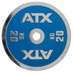 ATX® Powerlifting #Hantelscheiben 20 kg für schweres Gewichtheben.  Artikel: 50-ATX-CICP-2000