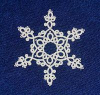 Le Blog de Frivole: Patterns...very pretty snowflakes