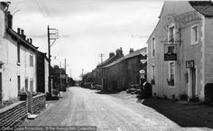 West Witton, The Fox And Hounds c.1960, from Francis Frith