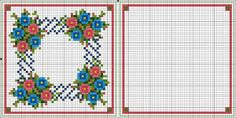 Картинка Biscornu Cross Stitch, Cross Stitch Collection, Palm Of Your Hand, Wool Yarn, Pin Cushions, Making Out, Needlepoint, Hand Embroidery, Kids Rugs