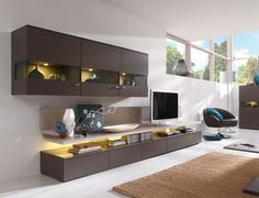10 modern wall units tv that will inspire you