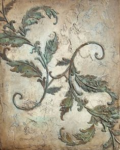 Metallic Plaster Walls | Continue with Facebook Sign up with Email