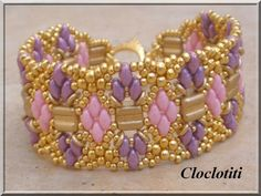 Bracelet Osseletta,Ella Dès