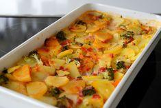 Cauliflower, Shrimp, Meat, Vegetables, Foods, Food Food, Food Items, Cauliflowers, Vegetable Recipes