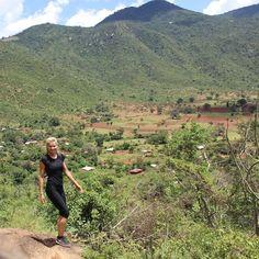 Hiking in Lembeni, near Kilimanjaro #Tanzania #Kilimanjaro #hiking