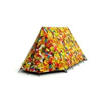 FIELDCANDY Sweet Dreams Tent.  Unique Festival Item that is sure to get some attention!  £395 + Free Delivery!