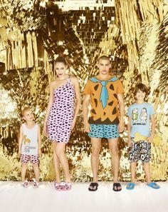 peteralexander  flinstones  family  pyjamas  gold Fred Flintstone 0d2a37a5c