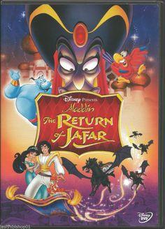 The Return of Jafar (DVD, 2005)  Director: Toby Shelton, Alan Zaslove, Tad Stone
