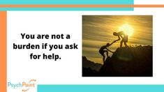 You Ask, Ask For Help, Mental Health Support, Movie Posters, Film Poster, Billboard, Film Posters