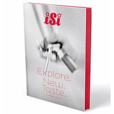 MolecularRecipes.com Store - iSi Explore New Taste Cookbook, $49.95 (http://store.molecularrecipes.com/isi-explore-new-taste-cookbook/)