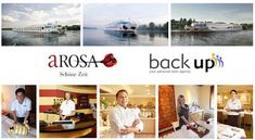 River Cruise Industry - Inside Views : Aktuelle Jobangebote der A-ROSA Reederei Back Up, Cruise, Interview, River, Arosa, Career, Cruises, Rivers