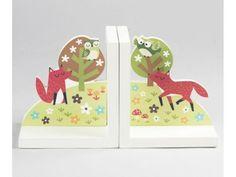 Nursery-Boys-Girls-Childrens-Kids-Wooden-Bookends-Book-ends-Bedroom-Decoration