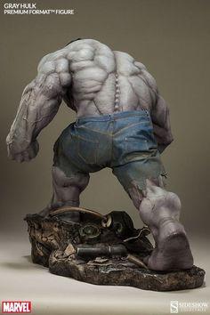 Hulk Cinza – Estátua Marvel Premium Format «  Blog de Brinquedo