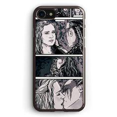 The 100 Clarke & Lexa Apple iPhone 7 Case Cover ISVB841