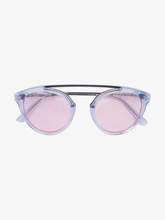 Westward Leaning leaning flower sunglasses