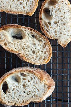Pan extreme. Pan casero de larga fermentación