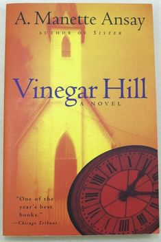 Vinegar Hill By A. Manette Ansay Chicago Tribune, Cursed Child Book, Good Books, Novels, Author, Store, Ebay, Tent, Shop Local