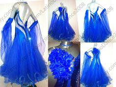 Ballroom Dance Smooth Standard Competition Dress ST65 | eBay