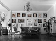 Vassilis Zoulias' showroom in Athens, Greece, photo © Costas Voyatzis for Yatzer.com