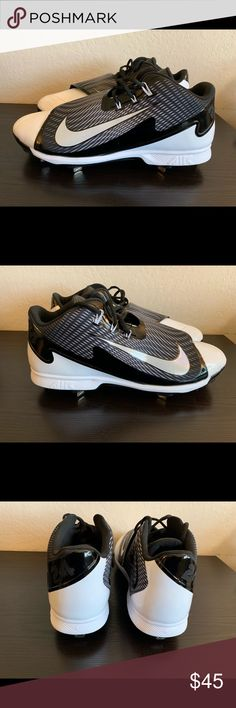low priced d3c72 43c11 Nike Swingman Baseball Cleats KEN GRIFFEY JR Nike Swingman Baseball Cleats  Legend 807130-010 KEN