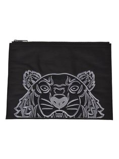 KENZO Kenzo Tiger Clutch. #kenzo #bags #clutch #hand bags #