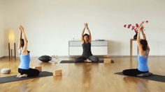 Alles über Faszien-Yoga von Lucia Nirmala Schmidt Fitness Workouts, Yoga Fitness, Health Fitness, Yin Yoga, Yoga Video, Ashtanga Yoga, Yoga Flow, Rebounding, Life Lessons