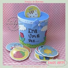 Doce Arte by Pati Guerrato All Schools, Games For Kids, Birthday Candles, Literacy, Decoupage, Diy And Crafts, Baby Shower, Activities, Education