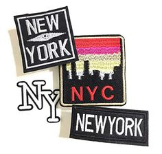 PRK 14 1# MOM NYC NY New York City License Plates Designs Home or Cars Automobile Hanging Rearview Mirror Wall Decals Sticker Design Style Accessory for Men Women New York City Accessories