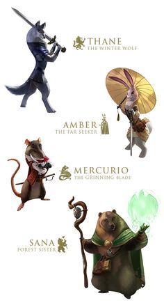 Armello - Bringing Tabletop Adventures to Life by League of Geeks — Kickstarter