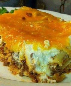 CHEESY NOODLE BAKE…..KID'S & GRANDKIDS WILL EVEN LOVE IT !! | Recipes Blog