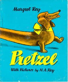 I Love Pretzel