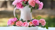 Roses Flowers Bouquet