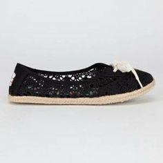 ##crochet #shoes #womens #summer #spring #tillys