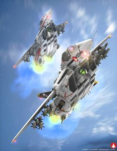 The Super Dimension Fortress Macross Image - Zerochan Anime Image Board Macross Valkyrie, Robotech Macross, Macross Anime, Mecha Anime, Sci Fi Ships, Sci Fi Fantasy, Military Aircraft, Gundam, Fighter Jets