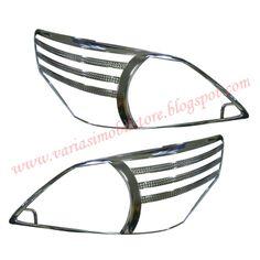 Garnish Depan / Cover Headlamp ini khusus untuk mobil Grand Innova. Info Pemesanan Hubungi Budi Susanto 087722739300.