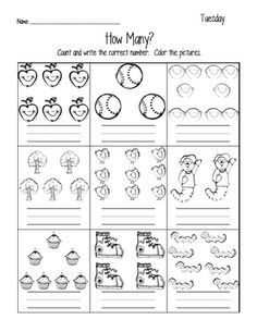 The Polka Dot Patch: Math Practice - FREEBIES!!