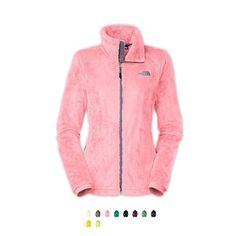 New With Tags Womens The North Face Osito 2 Jacket- Silken Fleece- 2014  Season d9ea50263629