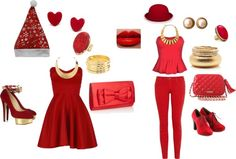 """""""MERRY CHRISTMAS ! :D"""" by theereemo on Polyvore"""